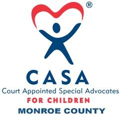 Monroe County Casa Logo
