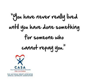 Volunteer Monroe County Casa - Case Stories