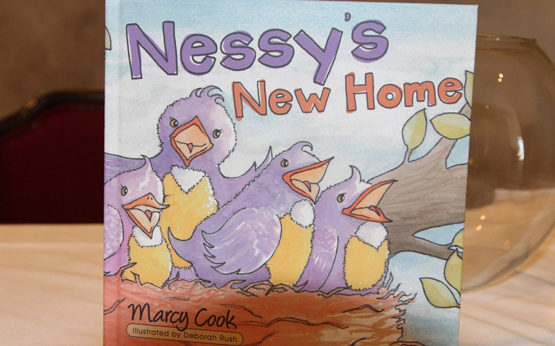 Get Your Copy of Nessy's New Home