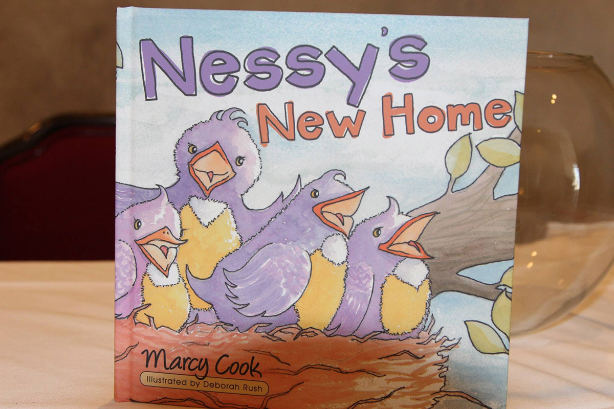 Nessy's New Home