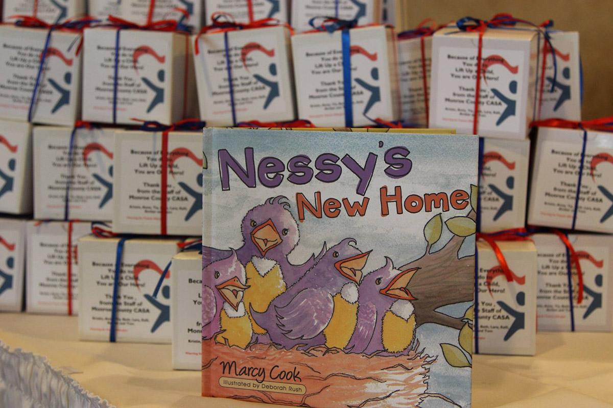 Nessy's New Nest